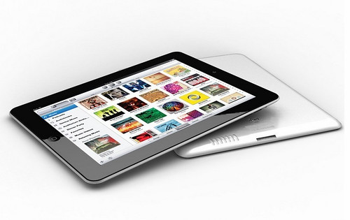 Apple Unveils The iPad 2