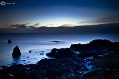 (Gunnar Orn Arnason) Tags: world sea ice rock canon is iceland big rocks dusk stop lee 7d 24 105 ef f4 gunnar longexposuretime rn