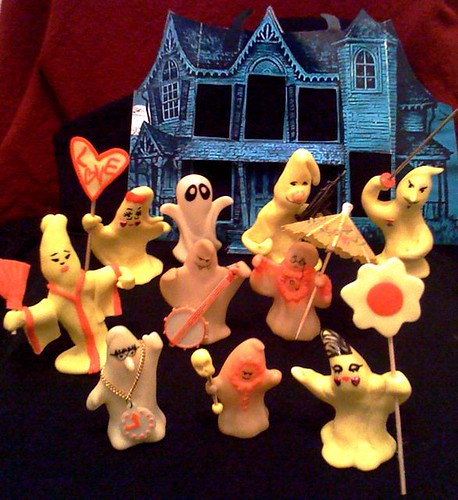 Haunted house with Kooky Spookys