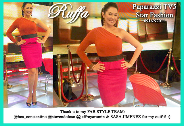 Ruffa Gutierrez Star Host Fashion Icon 9JAN2011 by RuffaStar