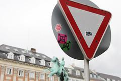 Kopenhagen ($?M) Tags: sticker spam stickers sausage icecream wurst eis stiel spm