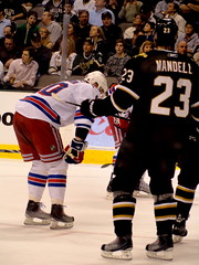 Marian Gaborik and Tom Wandell