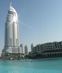 "The Address Hotel, Burj Khalifa, Dubai • <a style=""font-size:0.8em;"" href=""http://www.flickr.com/photos/57634067@N04/5346509350/"" target=""_blank"">View on Flickr</a>"
