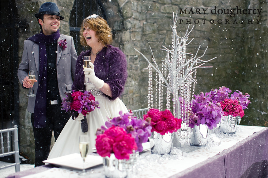 Mary dougherty wedding