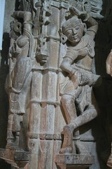 Jain Temple Carving