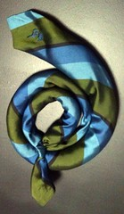 Draft Dodger tie upcycle