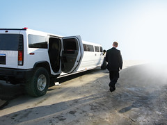 limousine (osipovva) Tags: road morning white holiday car way long offroad working meeting visit stranger safety vip unknown wait service arrival comfort hummer visitor departure client protection celebrate limousine sunnyday organize gather expectation supervise mrx comfortableness impassability vipclient longawaitedwait