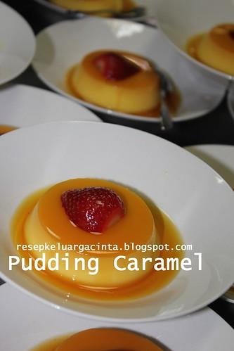 Pudding Caramel pesanan Ayu