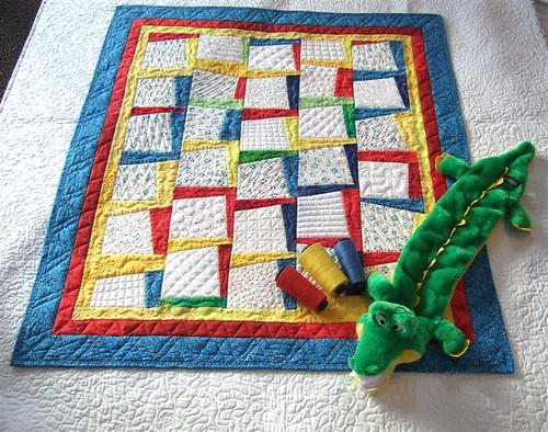 Primary Quilt wally and cones89 (Medium)
