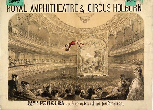 003-Royal Amphitheatre & Circus-Holborn-Madamoiselle Pereira-c. 1875-Copyright © The British Library Board