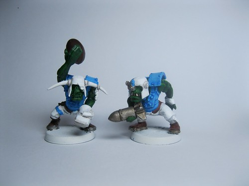 Orc Throwers