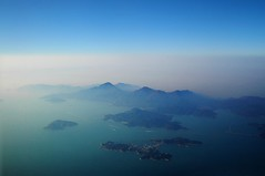 Hong Kong Islands Aerial View (cnmark) Tags: china seascape weather landscape island hongkong islands smog haze view aerial hong kong layer inversion   lantau cheungchau   allrightsreserved  oltusfotos shekkwuchau  tripleniceshot mygearandme mygearandmepremium mygearandmebronze mygearandmesilver mygearandmegold mygearandmeplatinum mygearandmediamond dblringexcellence shekkauchau  aboveandbeyondlevel1 aboveandbeyondlevel2