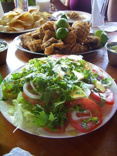 Chicharrón de Guabina
