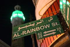Rainbow St. (VisitJordan) Tags: st rainbow amman jordan rainbowstreet 99thingstodoinamman