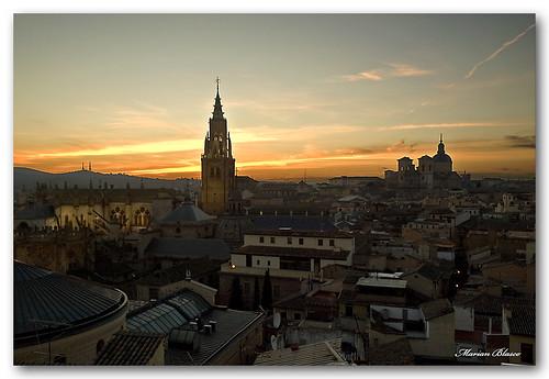 Toledo desde la azotea