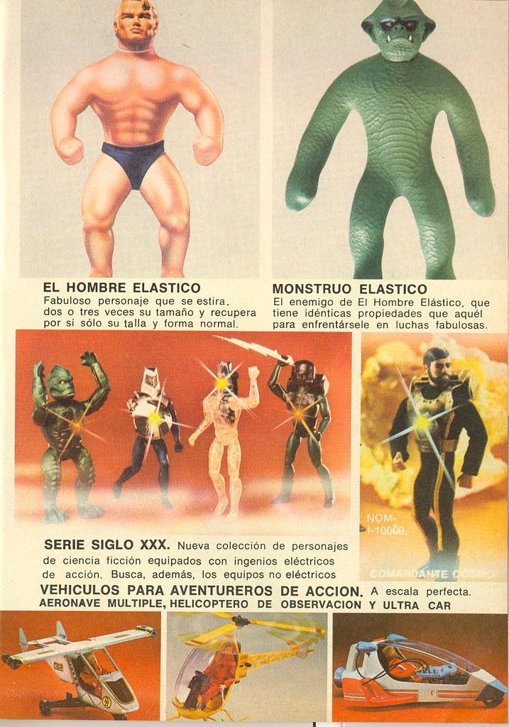GI Super Joe Stretch Armstrong