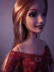 Daisy (Alrunia) Tags: ballerina doll princess handmade barbie delia fashiondoll princessbarbie restyle ballerinabarbie 16thscale playscale 12dancingprincesses