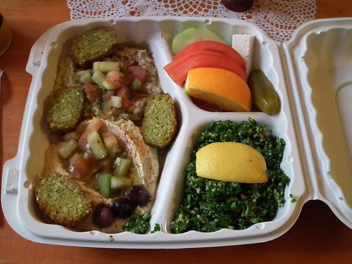 falafel take out