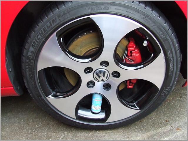Detallado exterior VW Golf GTI mkVI-56