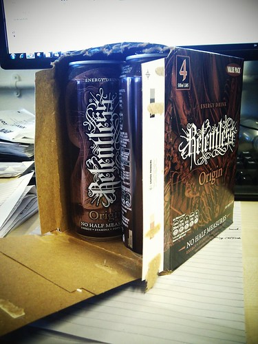 Relentless 4 Pack