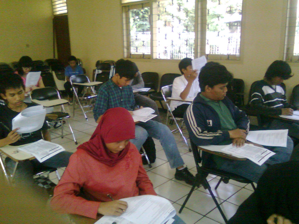 Tryout SMP - Juni 2010