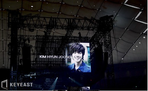 "Kim Hyun Joong ""Smile Project"" in Tokyo Dome Photos [19.01.11]"