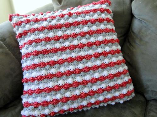 bobbley goodness pillow