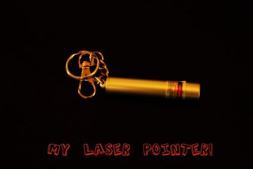 Laser poiner