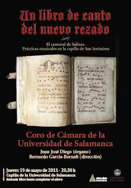 Cantoral de Salinas