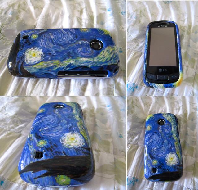Van Gogh phone case
