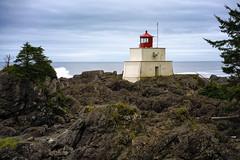 Amphitrite Lighthouse (blichb) Tags: 2016 amphitritelighthouse kanada leuchtturm lighthouseloop sonya7rii ucluelet vancouverisland wildpacifictrail zeissbatis1885 blichb