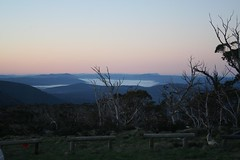 "Southwest before sunrise at Mt Ginini • <a style=""font-size:0.8em;"" href=""http://www.flickr.com/photos/10945956@N02/5201609361/"" target=""_blank"">View on Flickr</a>"