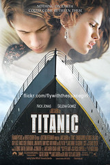 nelena - titanic poster (fly with the space girl) Tags: justin david poster stars kevin brothers nick joe disney semi teen demi cyrus manip titanic jonas selena gomez nemi jelena bieber miley henrie lovato delena jemi niley zanessa nelena