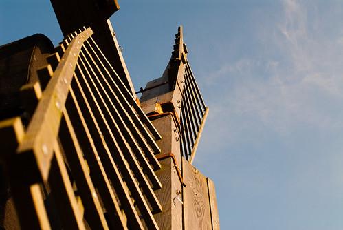 Windmühlenflügel