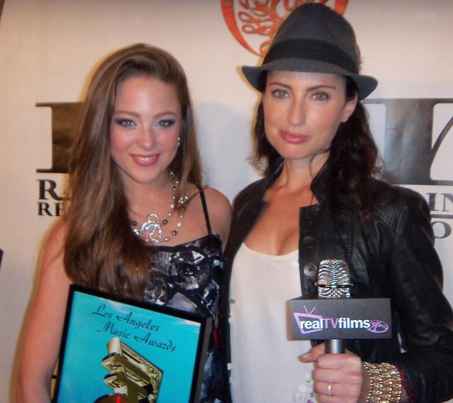 Sarah McMullen, Samantha Gutstadt, LA Music Awards 2010