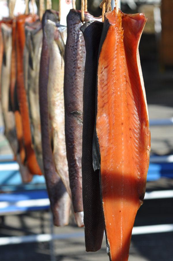 鮭の醤油・味醂干し~天ぴ屋