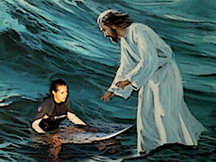 isa'nn mucizeleri 3 ( saving from sea of female surfer Sarah Nelson Whai in waikiki beach) (kozmikova@gmail.com) Tags: miracle jesus isa mucize