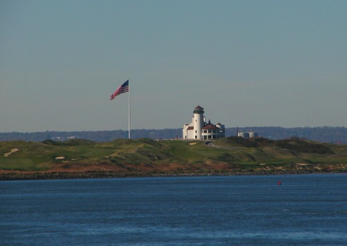 Lighthouse/Golf Course near Staten Island