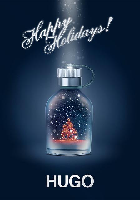 Happy Holidays with HUGO