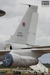 LX-N90455 - 22850 - NATO - Boeing E-3A Sentry - 100717 - Fairford - Steven Gray - IMG_3770