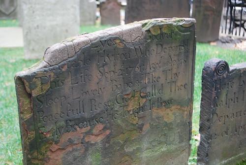 Trinity graveyard