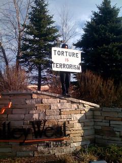 Anti-Torture Vigil - Week 28 (Day 2)