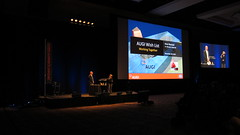 AUGI Presents Wish List for AutoCAD to Autodesk's Amy Bunszel