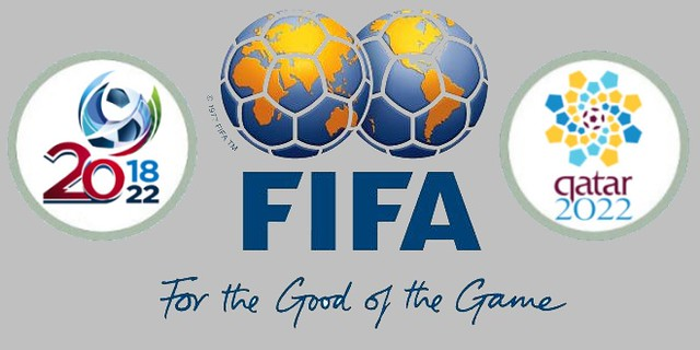 FIFA Rusia Mundial de Fútbol 2018 Qatar 2022