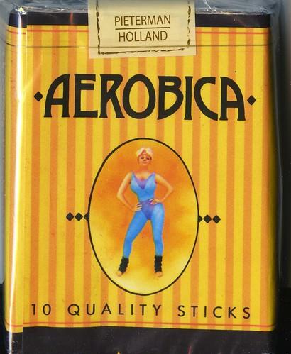 Aerobica play cigarettes