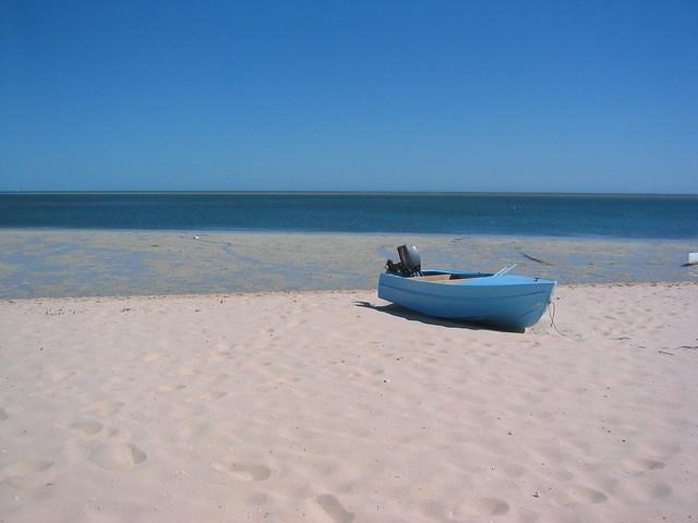 Australia - Kalbarri & Boat