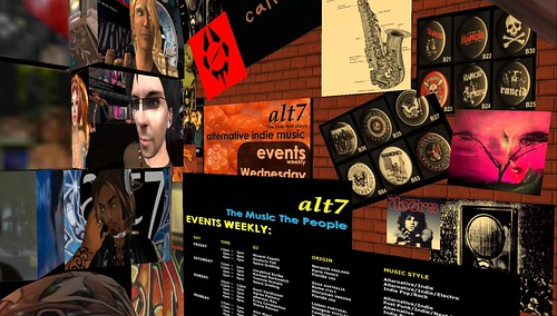 posters at alt7