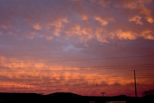 Huntsville Sunset