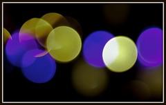 yuletide bokeh (1ts5teve) Tags: christmas xmas blue abstract blur art modern gold blurry focus neon dof bokeh noel outoffocus depthoffield yule blured yuletide 1ts5teve