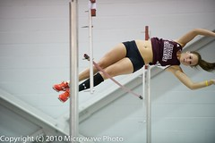 NCAA Pole Vault (n8xd) Tags: girls college sports field female women university track action michigan alma indoor womens pole vault polevault ncaa collegiate 2010 saginaw glvc gliac d3s microwavephoto
